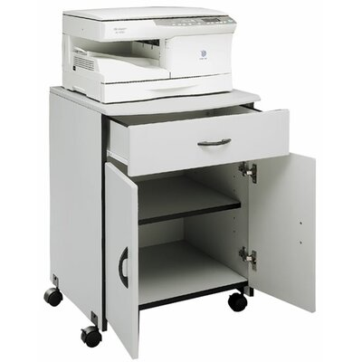 Mobile Printer Stand with Drawer 9140-18