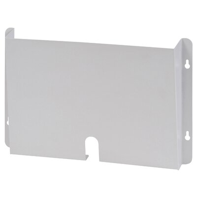 Letter Size HIPAA Wall Pocket Finish: Platinum
