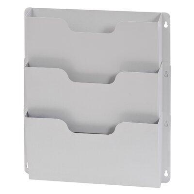 Triple Wall Pocket Finish: Platinum