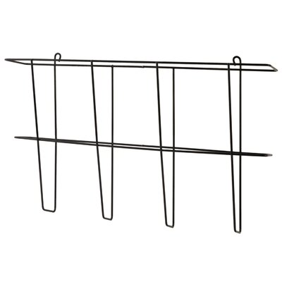 Wire Ware 1 Pocket Legal Size Literature Rack