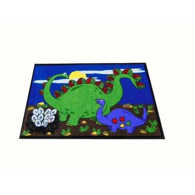 Dino Land Area Rug
