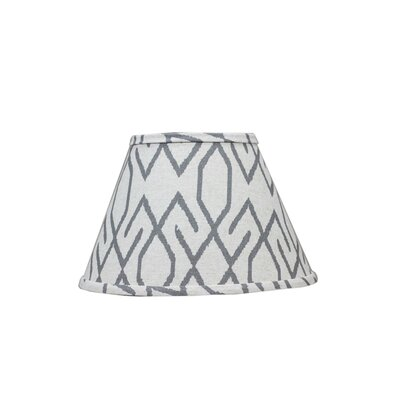Broken Diamonds 6 Linen Empire Lamp Shade