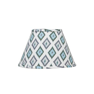 Diamonds 6 Linen Empire Lamp Shade