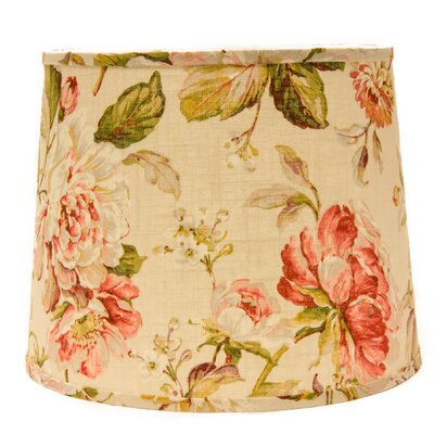 14 Linen Drum Lamp Shade