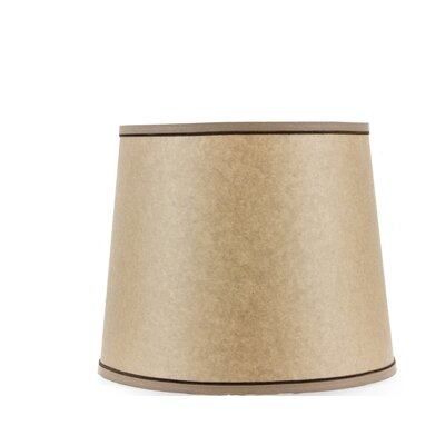 16 Linen Drum Lamp Shade