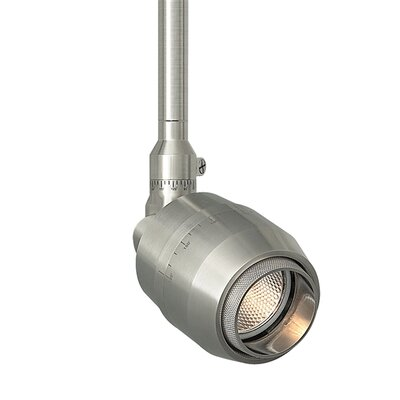 "Envision 1 light Head Track Light Size: 3.5"" H x 2.7"" W x 3.4"" D"