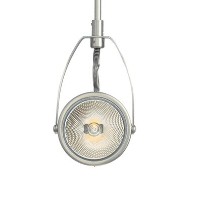 Sportster 1-Light Head Finish: Satin Nickel, Size: 24 H x 2.1 W x 2.1 D