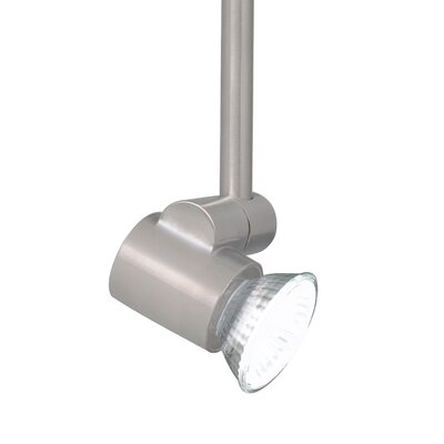 Tweak 1-Light 1-Circuit Ceramic Metal Halide MR16 Track Head Wattage: 20 W, Finish: White, Drop Height: 12