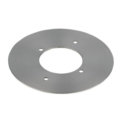 Goof Ring Canopy Finish: Satin Nickel