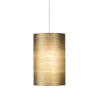 Fab 1-Light Drum Pendant