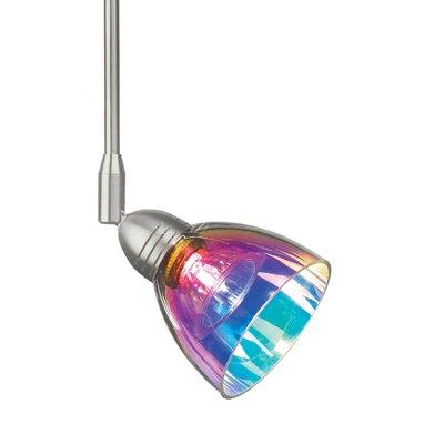1-Light Tilt Track Head Finish: Satin Nickel, Size: 18 H x 1.1 W x 1.2 D