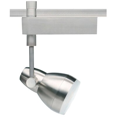 Om 1-Light 2-Circuit Ceramic Metal Halide PAR30 39W Track Head Finish: White, Decorative Lens Ring: Without Ring, Drop Height: 11.1