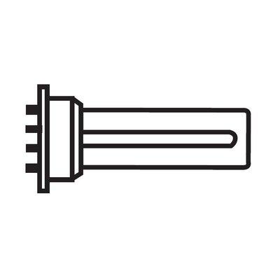 120-Volt (2700K) Classic Edison Style A-Lamp Incandescent Light Bulb Wattage: 40W