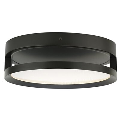 Finch Float Flush Mount Size: 3.6 H x 12 W x 12 D