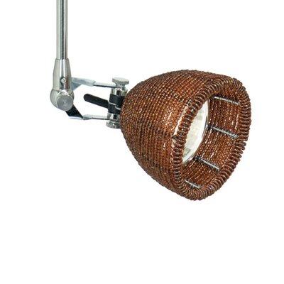 Swivel 1-Light Head Size: 12 H x 1.8 W x 1.8 D