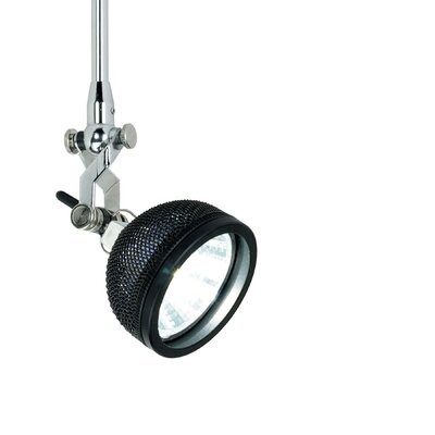 Swivel 1-Light Head Size: 3 H x 1.8 W x 1.8 D