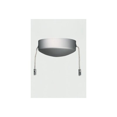 Kable Lite Hardware Surface Transformer Finish: Satin Nickel, Wattage: 100W