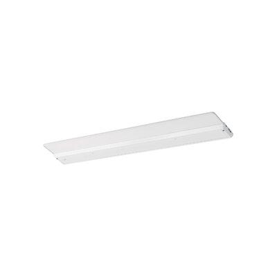 29.4375 LED Under Cabinet Bar Light Finish: White