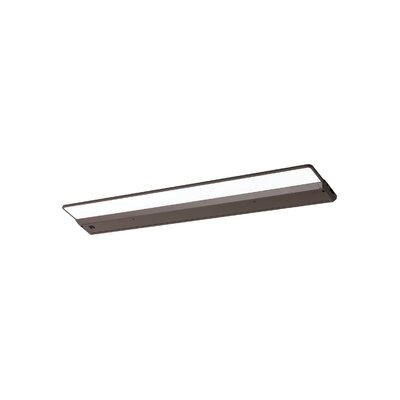 29.4375 LED Under Cabinet Bar Light Finish: Painted Antique Bronze