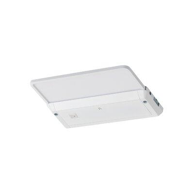 7.5 LED Under Cabinet Bar Light Finish: White