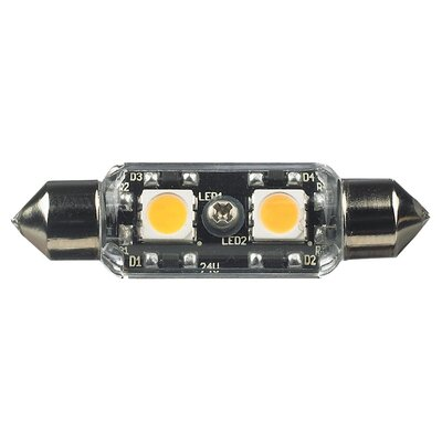 1W LED Light Bulb Voltage: 24, Bulb Temperature: 2700K