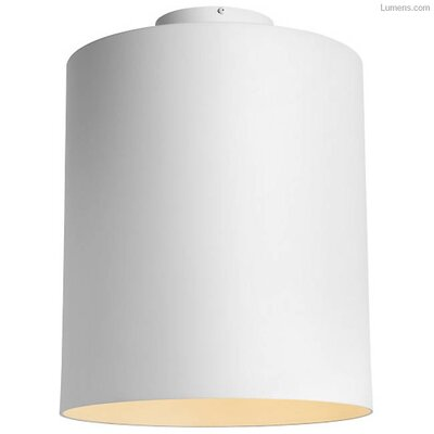 Perdomo LED Flush Mount Fixture Finish: Matte White
