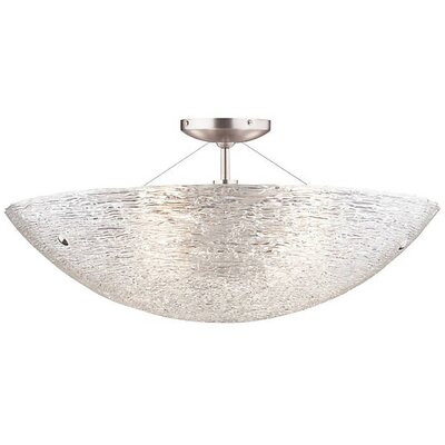 Phillips Semi Flush Mount