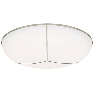 Gordonsville LED Flush Mount Color Temperature: 3000