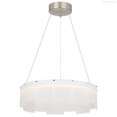 Lake Macquarie LED Geometric Pendant