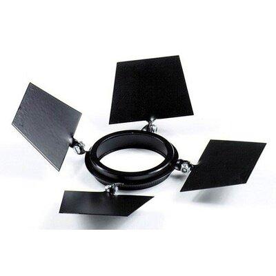 Barndoors Track Head Shield