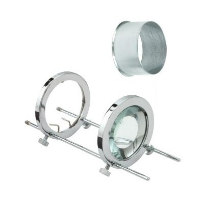 Gobo Holder Finish: Chrome