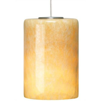 Cabo Monopoint 1-Light Mini Pendant Finish: Satin Nickel