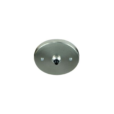 Freejack Port with Round Canopy Finish: Chrome