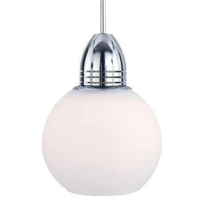 Torpedo 1-Light Mini Globe Pendant