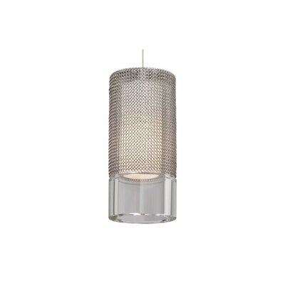Manchon 1-Light Mini Pendant Finish: Chrome
