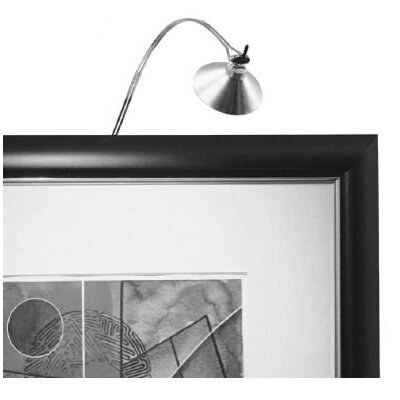 Tech Lighting Joshua and Meg Wall Picture Light - Size: Large, Mounting Type: Plug-in, Finish: Black at Sears.com