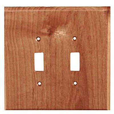 Traditional 2 Toggle Unfinished Color: Tennessee Aromatic Cedar
