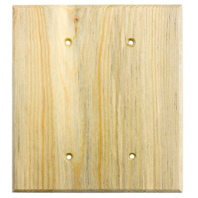 Traditional 2 Blank Finish: Blued Pine
