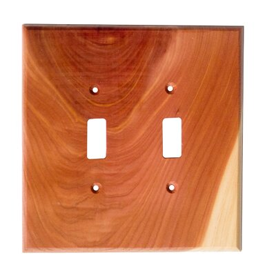 Traditional 2 Toggle Finish: Tennessee Aromatic Cedar