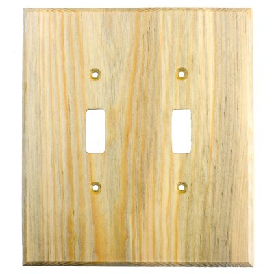 Traditional 2 Toggle Finish: Blued Pine