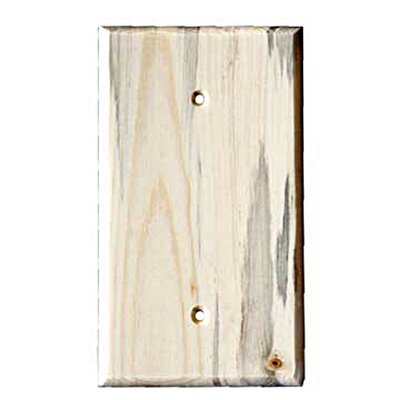 Traditional - 1 Blank Finish: Blued Pine