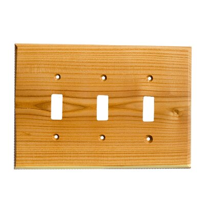 Traditional 3 Toggle Finish: Russian Olive