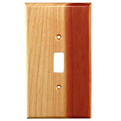 Traditional - 1 Toggle Unfinished Color: Tennessee Aromatic Cedar
