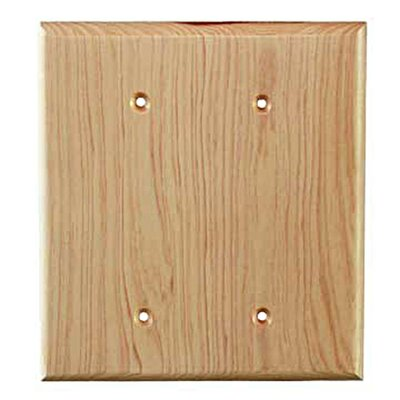 Traditional - 2 Blank Unfinished Color: Tennessee Aromatic Cedar