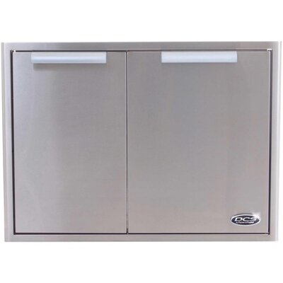 "30"" Built In Stainless Steel Storage Drawer ADR130"