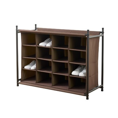 ClosetMax 16 Compartment Organizer