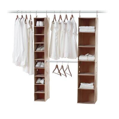43.85W Closet System