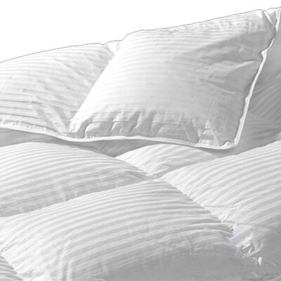 320 Thread Count European Summer Down Comforter Size: King