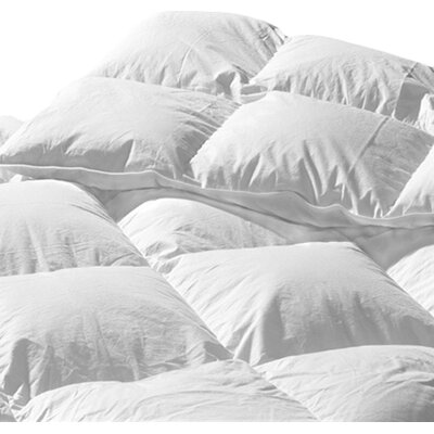 289 Thread Count Down Comforter Size: Queen