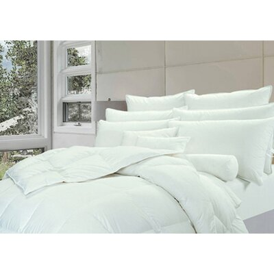 300TC Tencel Lightweight Down Comforter Blanket Size: Queen